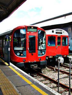 ロンドン地下鉄ウィンブルドン駅