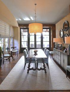 Amy Gibbs Interiors Breakfast Room