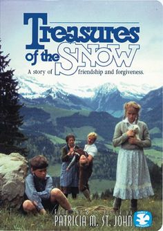 Treasures of the Snow DVD or VHS