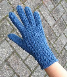 Ravelry: Merike's Gloves pattern by Nancy Bush