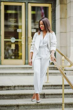 14 Ways to Wear a Jumpsuit This Spring -- The Cut