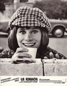 Rita Tushingham  Remember her face!