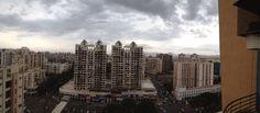 #Kharghar,. Especially wen its abt to rain,.