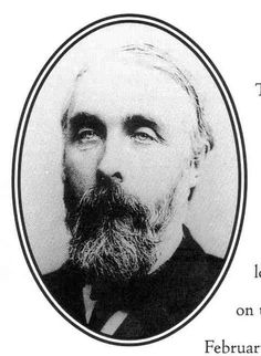Reverend Edwin H. Alden, born in Windsor, Vermont, on January 14, 1836, was the minister of the Congregational Church in Walnut Grove in On the Banks of Plum Creek.