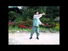 Tai Chi QiGong 18 movement by Dr.Lim - YouTube