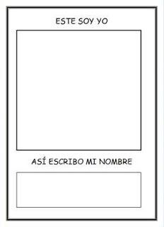 LA CLASE DE MIREN: mis experiencias en el aula: Proyecto EL NOMBRE (3 años)