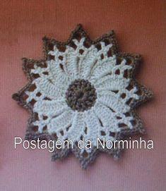 Que poderá ser adaptada, para compor esta bela TOALHA : http://pontopreso1.blogspot.com/2011/05/radar-croche-da-norminha-rs.html