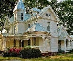Victorian Elijah Thomas Webb Home | via Facebook