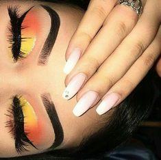 Eye Makeup Tips.Smokey Eye Makeup Tips - For a Catchy and Impressive Look Makeup Eye Looks, Eye Makeup Art, Cute Makeup, Glam Makeup, Gorgeous Makeup, Pretty Makeup, Skin Makeup, Makeup Inspo, Eyeshadow Makeup