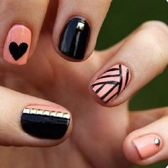 Love these nails! <3