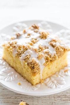 BUTTERY CRUMB COFFEE CAKEReally nice recipes. Every hour.Show me  Mein Blog: Alles rund um Genuss & Geschmack  Kochen Backen Braten Vorspeisen Mains & Desserts!