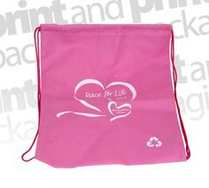 Race For Life | Printed Non-Woven Bags