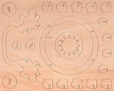 Modelado Corte por Laser CNC Router Calado Madera contrachapada,L/áminas de madera de balsa para manualidades,DIY Casa Barco Avi/ón Ideal para Pirograbado