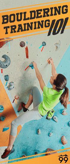 Bouldering Training 101