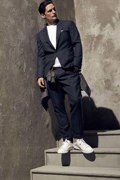 Brunello Cucinelli Spring 2017 Menswear Fashion Show