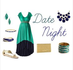 Get this awesome summer date night maternity look for less at MotherhoodCloset.com