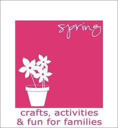 FREE Spring Crafts eBook