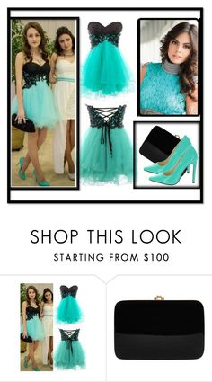 """""""Prom"""" by elviraobralic ❤ liked on Polyvore featuring Rocio"""