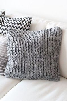 winter cushions
