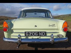1961 FORD CONSUL for sale | Classic Cars For Sale UK & 1961 FORD CONSUL for sale | Classic Cars For Sale UK | classic ... markmcfarlin.com