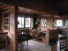 Kniebis Hütte des Hotels Schliffkopf im Schwarzwald bei Baiersbronn