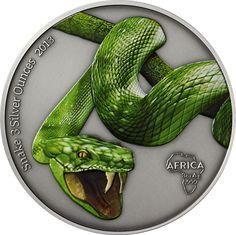 gabun Snake 3Oz antikfinish