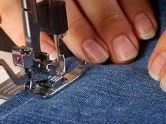 Ultimate Guide to Recycled Denim Crafts; tips/suggestions for different denim crafts