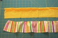 Bom Como costurar uma saia de babados em camadas , Como costurar uma saia de babados em camadas Um modelo fácil que pode ser feito para mulheres e crianças, este tipo de saia em camadas é confeccio... , Rogério Wilbert , http://blog.costurebem.net/2012/03/como-costurar-uma-saia-de-babados-em-camadas/ ,  #costura #máquinadecostura #roupas #saia