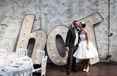Love Love Love her dress!!!   Bridal Musings   Nick Tucker Photography   60s Wedding