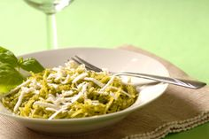 Swap spaghetti squash for a low carb and low calorie alternative- several dish ideas