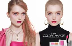 """RMKの17年春夏コスメ、""""ピンク&ベージュ""""にフォーカスした限定アイシャドウやリップカラー - 写真12枚目   ファッションプレス"""