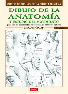 Dibujo de la anatomia 3ªed:CUBIERTA ANATOMIA