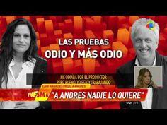 Cari destrozó a Andrés Nara en un audio y una ex dijo que él la acosaba