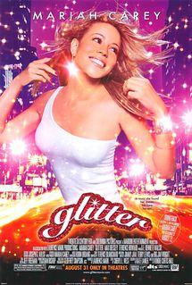 Glitter. Mariah Carey, Max Beesley, Terrence Howard, Da Brat, Tia Texada, Eric Benet. Directed by Vondie Curtis Hall. 2001