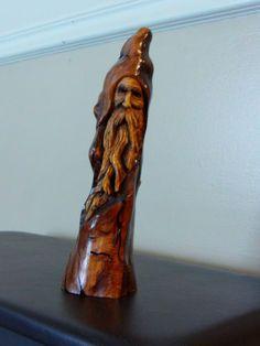 Cypress Knee Wood Spirit