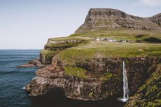 Gásadalur Waterfall on the Faroe Islands → Edited with Presetbase Lightroom Presets for Landscape & Travel Photography: Explore over 20 specialized and fully adjustable Lightroom Preset sets that will enhance your photos quickly and easily.