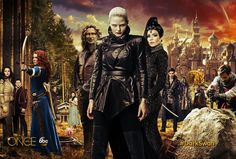 """""""Camelot and #OnceUponATime collide on Season 5. Don't miss the premiere Sunday, September 27 at 8