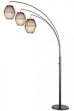 Maui Arc Floor Lamp - Floor Lamps - Lamps - Lighting | HomeDecorators.com