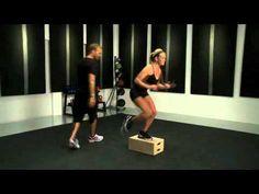 Bob Harper's Inside Out Method - Butt Burns Challenge