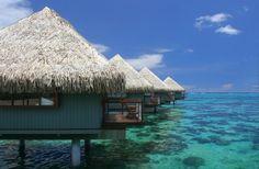 Overwater Bora Bora