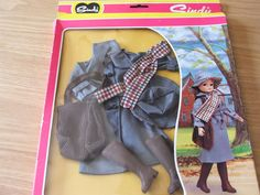 Sindy outfit April Showers 1982 28.89+4.2