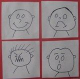Artsonia Art Exhibit :: Kindergarten Emotions