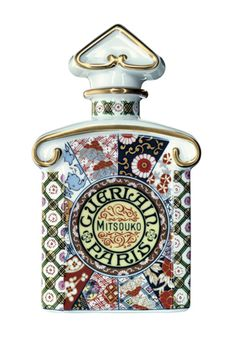 ゲランの名香MITSOUKOを有田焼のスペシャルボトルで限定発売