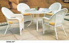 rattan outdoor dining table and chairs www.facebook.com/pages/Foshan-Fantastic-Furniture-CoLtd                                                         www.ftc-furniture.com