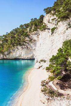Gargano: spiagge più belle in Puglia - FOTO - Idee di viaggio ...