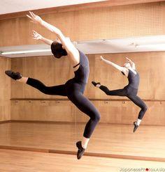One of Japan's top jazz dancers