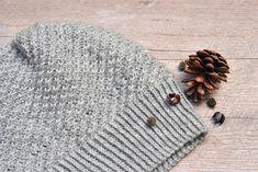 Hinagiku Hat by Wasel Wasel Crafts. GORRO EN PUNTO MARGARITA