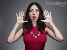 Alison Brie as Annie Edison - Community