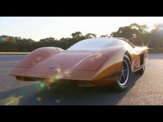 1969 Holden Hurricane concept car - restored 2011 - YouTube