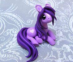 Pretty Purple Pony
